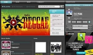 deezer.com - музика онлайн, радио, клипове