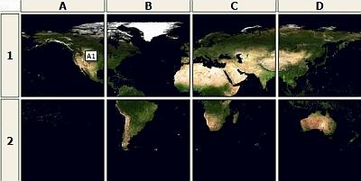 карта на земята за безплатно сваляне
