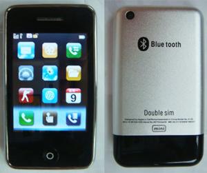 cect m188 iphone clone