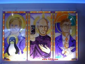 The Trinity: Linus Torvalds, Steve Jobs & Bill Gates
