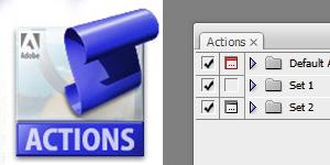какво е photoshop action и как се използва, как да направим