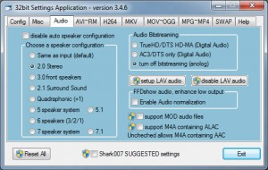 windows8 free codecs - audio