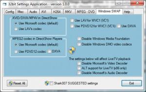 windows 8 - безплатни кодеци