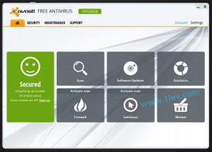avast 8- безплатна антивирусна програма