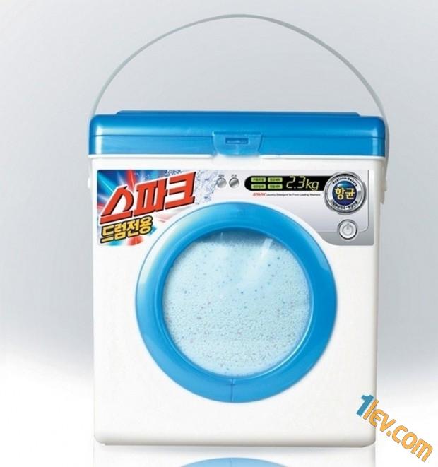 опаковка- прах за пране