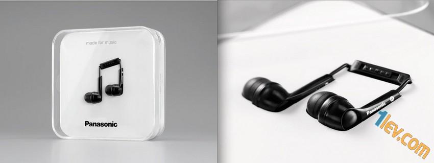 опаковка- слушалки panasonic