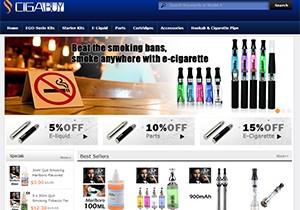 cigabuy - китайски електронни цигари с безплатна доставка