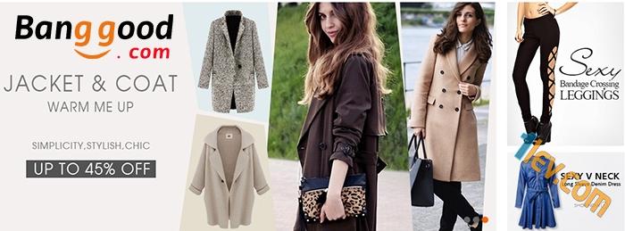 BangGood - евтини дрехи от китайски онлайн магазини