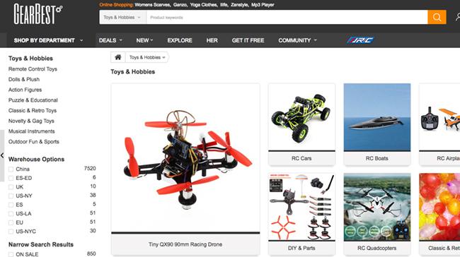 детски играчки от Китай, пазаруване от gearbest. Мнения и коментари, списък