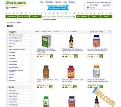 Печелете пари онлайн с хранителните добавки от сайта iHerb