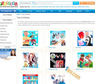 tinydeal.com - детски и бебешки играчки и стоки