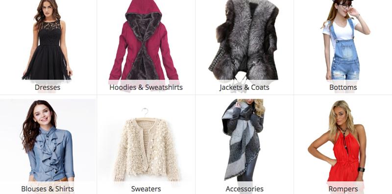 дамска мода, дамски дрехи, дрехи китай, пазаруване от aliexpress