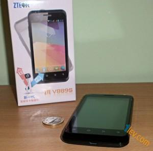 zte889s бюджетен китайски смартфон