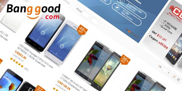 banggood китайски смартфони, мнения и коментари за китайски смартфони