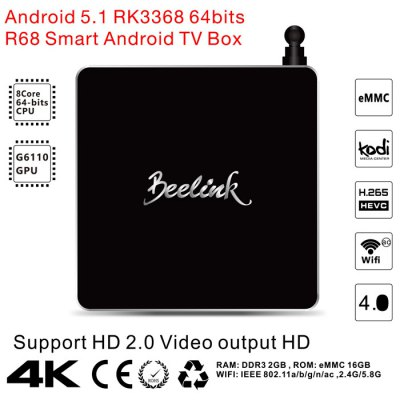 Beelink R68 TV Box