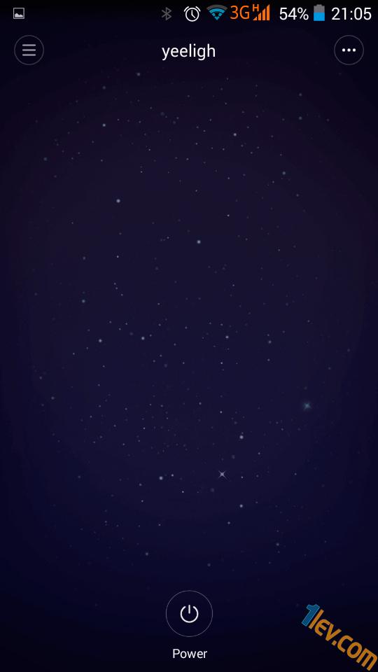 Ревю xiaomi yeelight нощна лампа