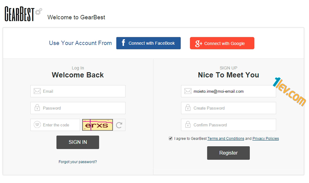 Пазаруване от GearBest - цени, коментари, мнения