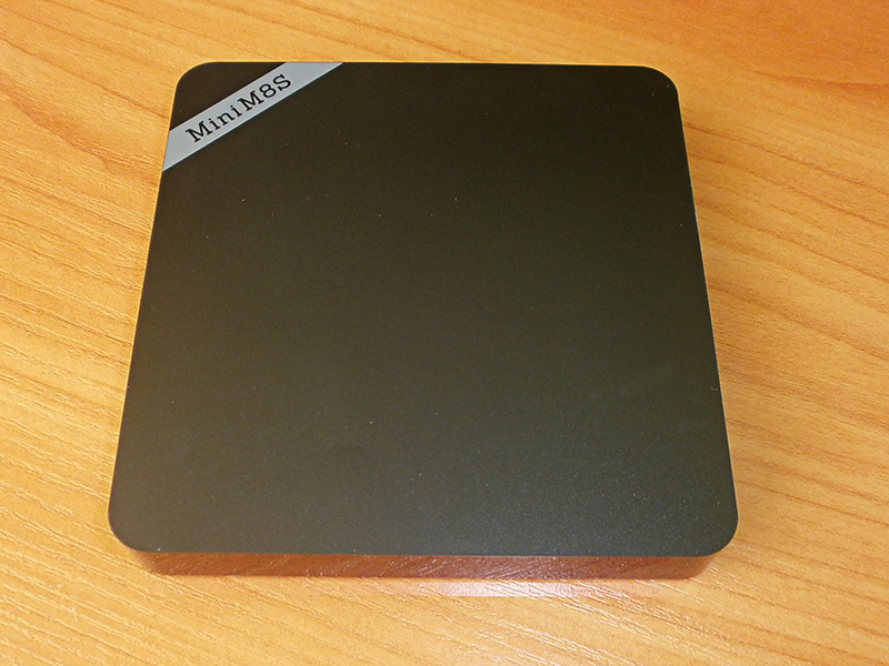 Mini M8S TV Box - ревю, цена, мнения