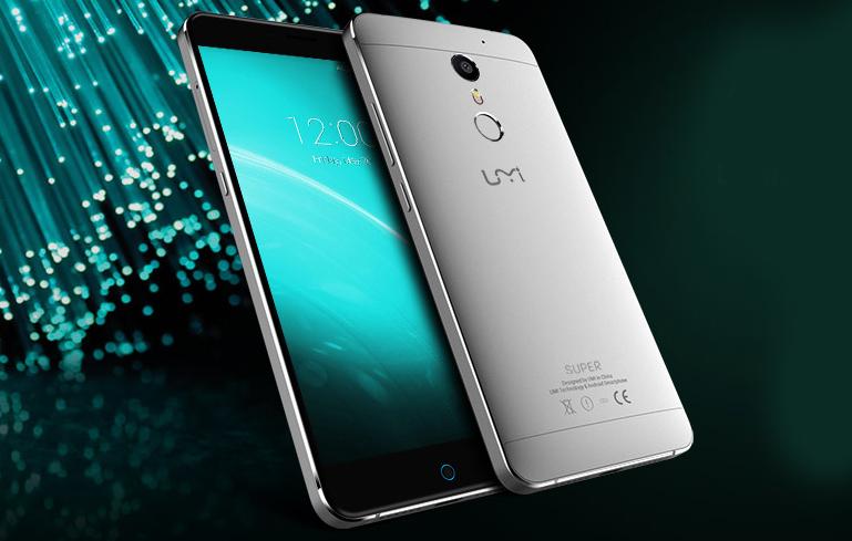 UMI Super - смартфон.  Разгледайте и другите предложения на Everbuying