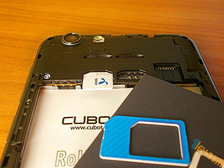 2 слота за микро SIM карти