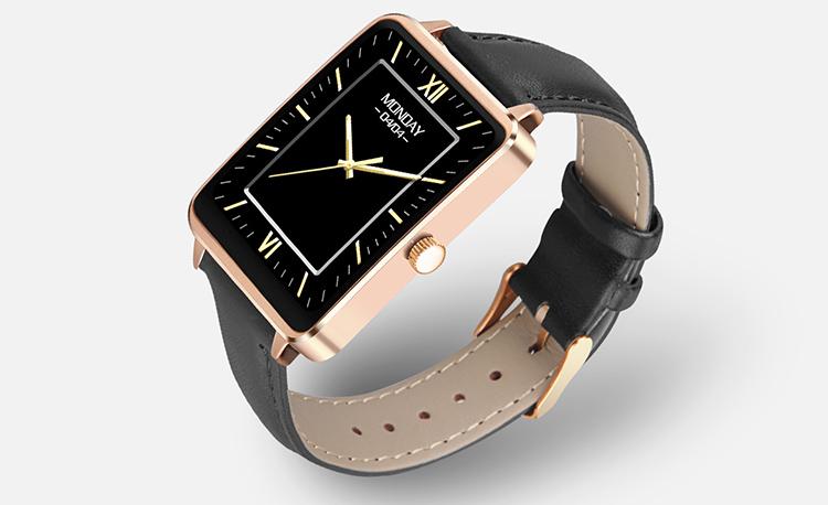 oukitel a58 смарт часовник елегантен, но на ниска цена