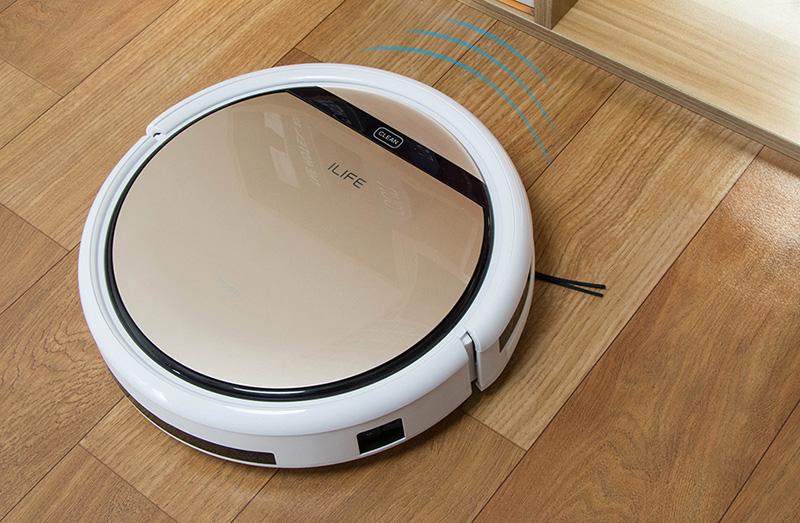 Beetle iLife V5 Pro - робот прахосмукачка за сухо и мокро почистване