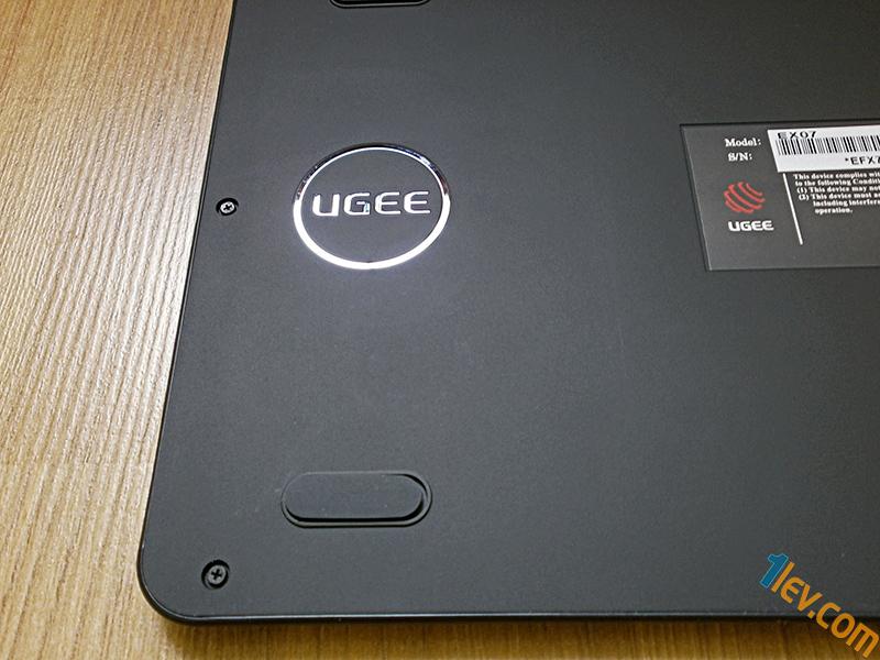 ugee ex07 графичен таблет