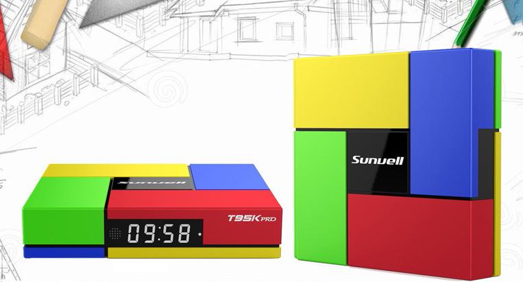 sunvell t95k pro - tv box с Kodi - ревю, информация, мнения и коментари