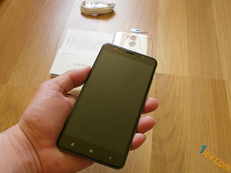 Смартфон Oukitel U15 Pro - ревю, информация, цена и поръчка.