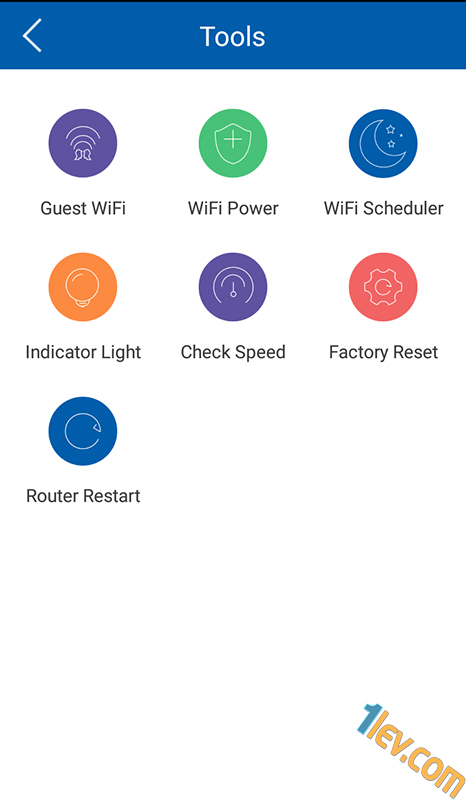 Strong WiFi за Android - инструменти