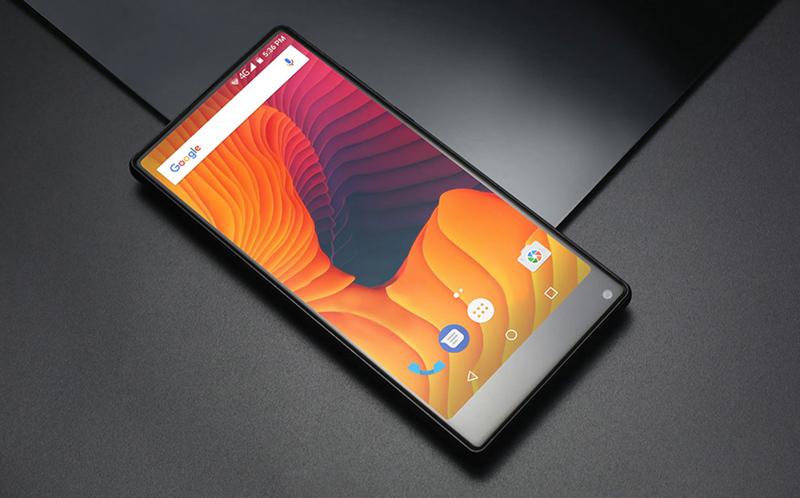 Vernee Mix 2 е смартфон с безрамков екран и отлични характеристики - ревю