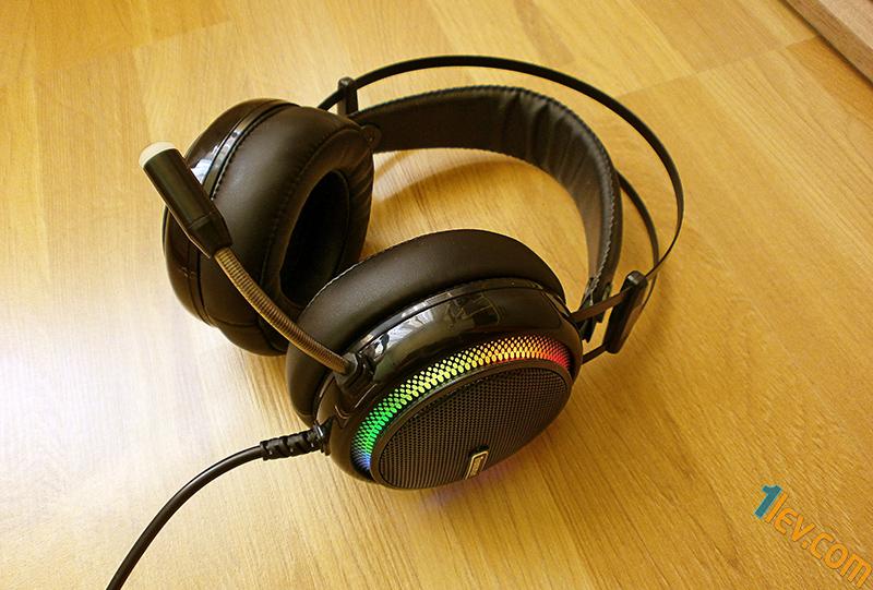 Tronsmart Glary са удобни геймърски USB слушалки със 7.1 виртуален съраунд звук