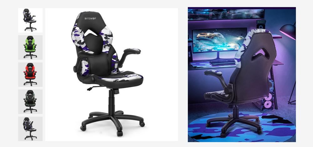 Blitzwolf - геймърски стол
